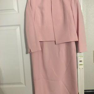 Le Suit Interview dress with jacket size 4